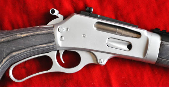 Takedown Lever Actions